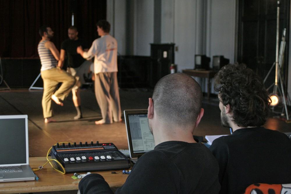 ATELIERS Workshop nouvelles technologies - 2009
