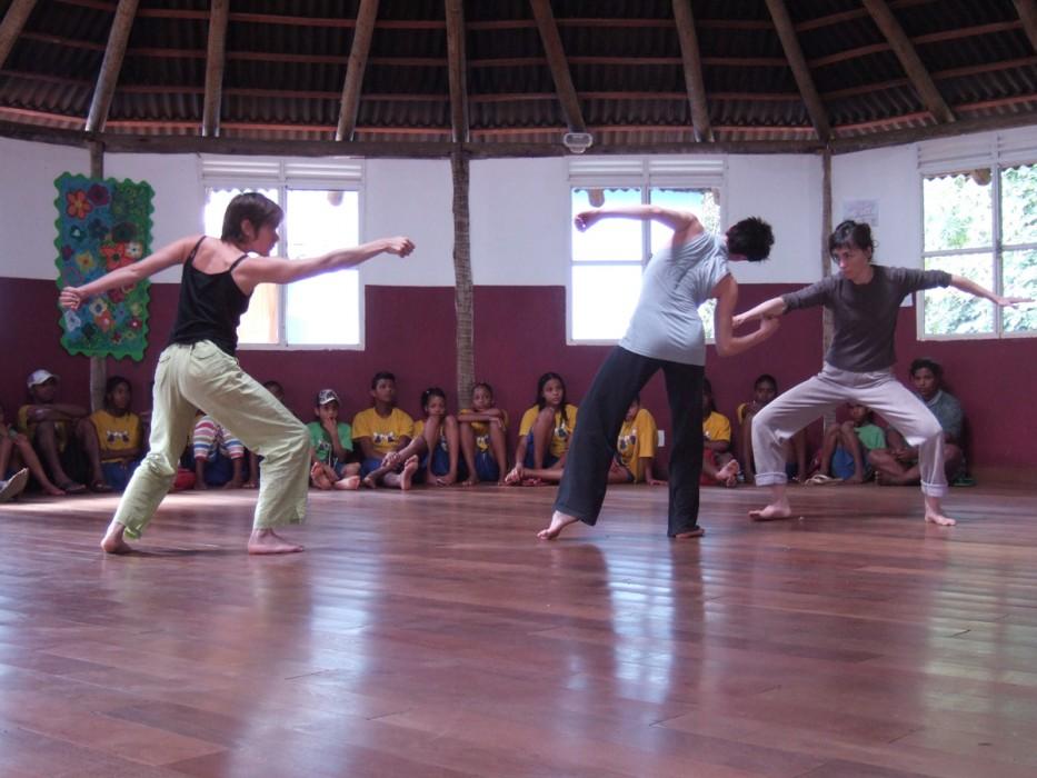 ATELIERS Atelier Effet Papillon - Brésil, 2009