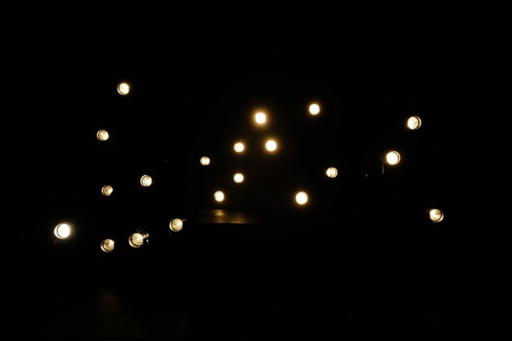 Aveuglement Installation - Juliette Romens